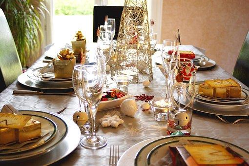 Photo | Table de réception