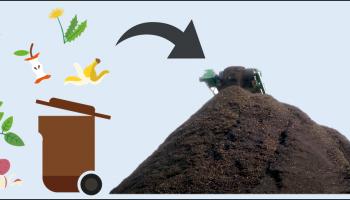 Image | Déversement de composte